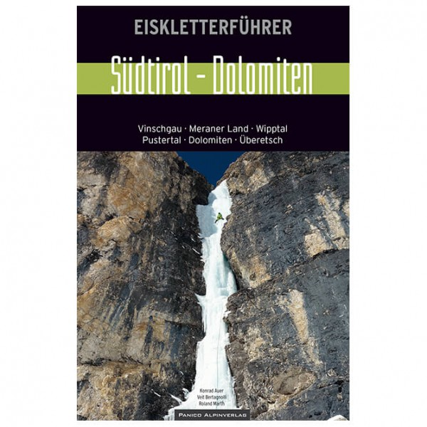 Panico Alpinverlag - Eiskletterführer Südtirol - IJsklimgidsen