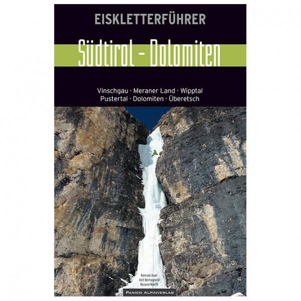 Panico Alpinverlag - Eiskletterführer Südtirol - Isklättring förare