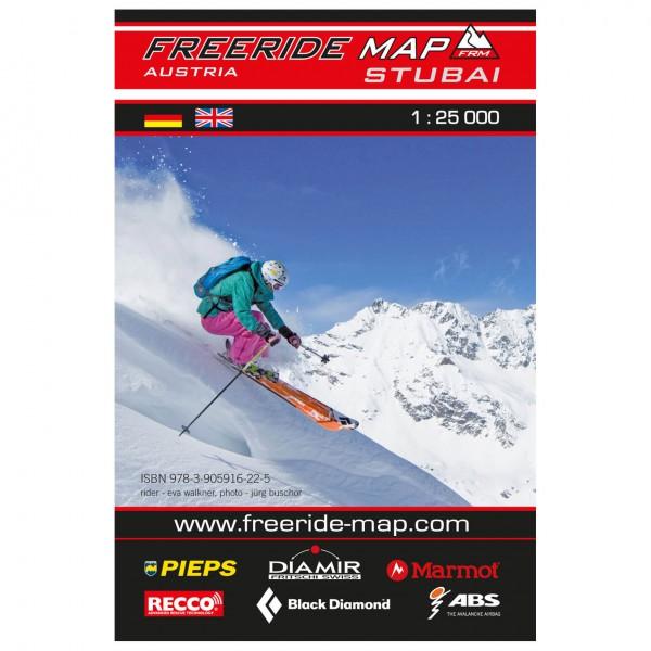 FRM - Freeride Map - Guías de esquí
