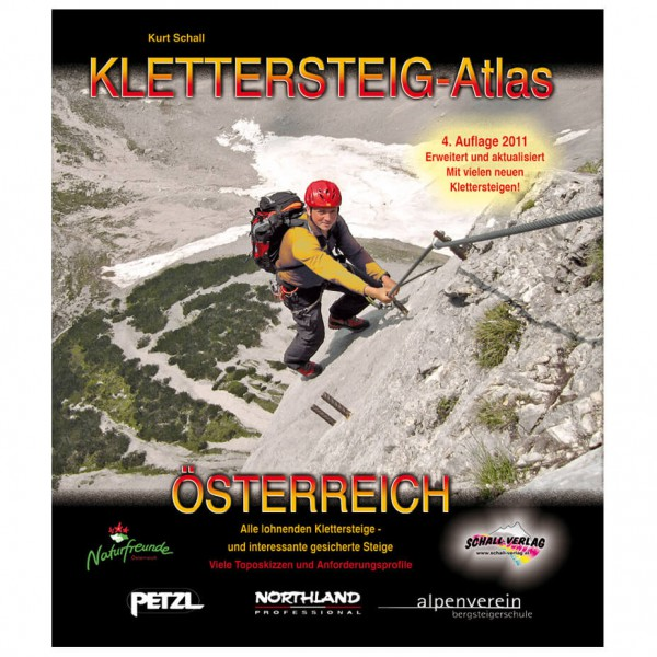 Schall-Verlag - Klettersteig-Atlas Österreich