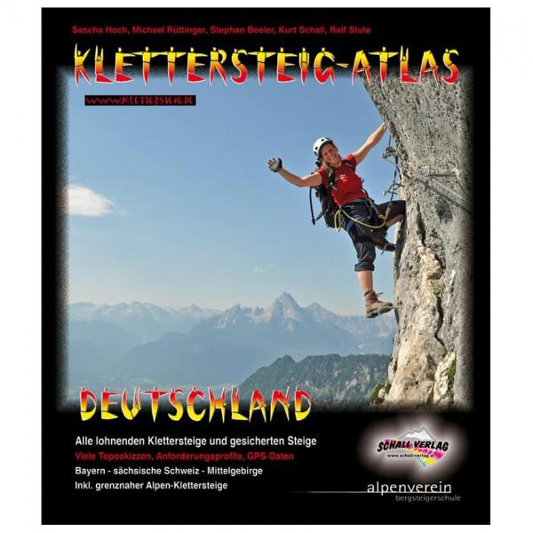 Schall-Verlag - Klettersteig-Atlas Deutschland