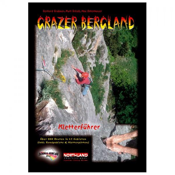 Schall-Verlag - Grazer Bergland - Guides d'escalade