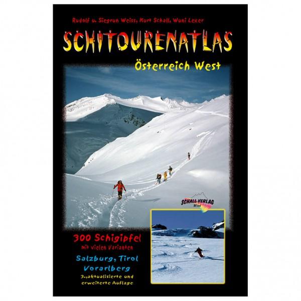 Schall-Verlag - Schitouren-Atlas Österreich West
