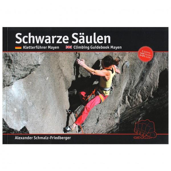 Geoquest-Verlag - Schwarze Säulen - Klätterförare
