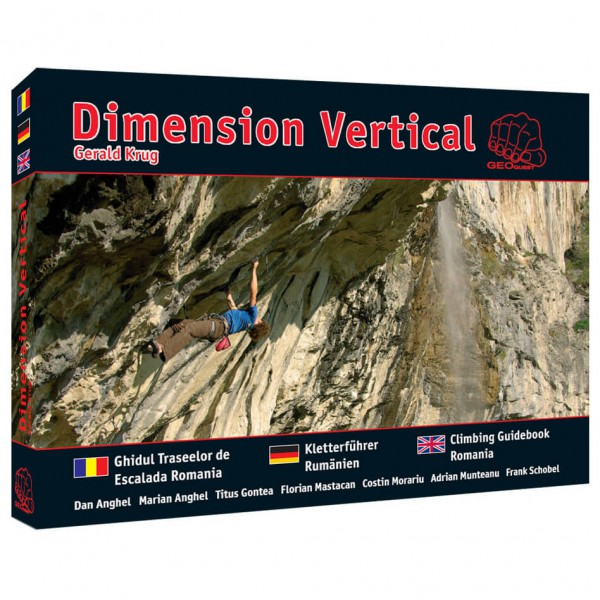 Geoquest-Verlag - Dimension Vertical - Klimgidsen