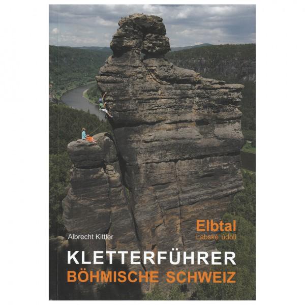 Geoquest-Verlag - Kletterführer Böhmische Schweiz - Elbtal Labske udoli - Klimgids