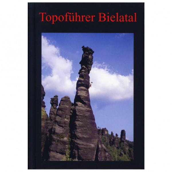 Bergsportverlag Dresden - Topoführer Bielatal - Kletterführer