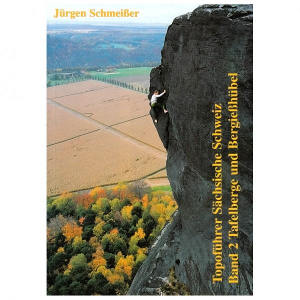 Bergsportverlag Dresden - Topoführer Sächsische Schweiz Bd.2