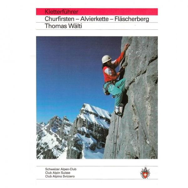 SAC-Verlag - Kletterführer Churfirsten - Climbing guide