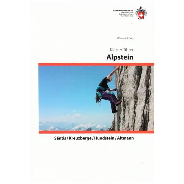 SAC-Verlag - Kletterführer Alpstein - Klätterförare