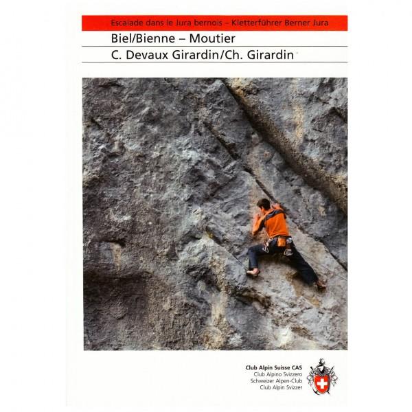 SAC-Verlag - Berner Jura / Biel - Climbing guide