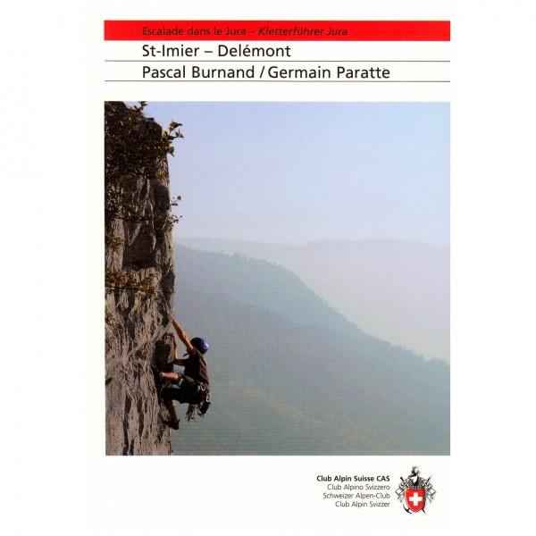 Kletterfhrer Jura / St.Imier - Climbing guide