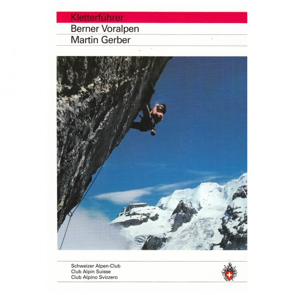 SAC-Verlag - Kletterführer Berner Voralpen