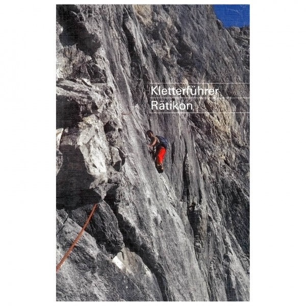 SAC-Verlag - Kletterführer Rätikon - Climbing guide