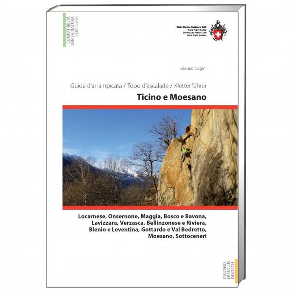 SAC-Verlag - Kletterführer Tessin / Ticino e Moesano - Klimgidsen