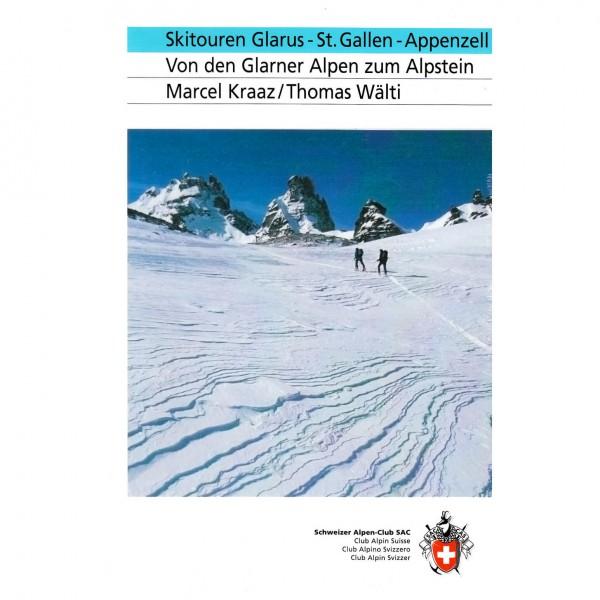 SAC-Verlag - Glarus - St.Gallen - Skitourgidsen