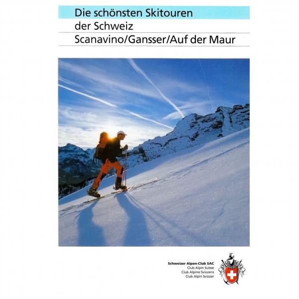 SAC-Verlag - Die schönsten Skitouren der Schweiz