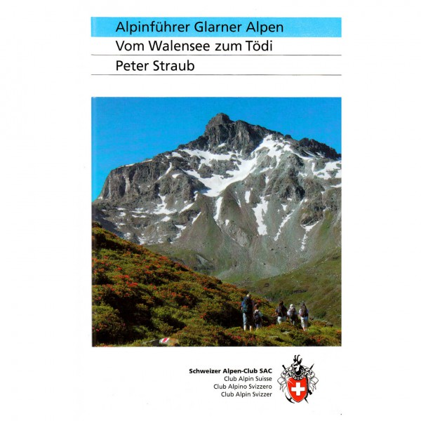 SAC-Verlag - Glarner Alpen - Alpine Club guide