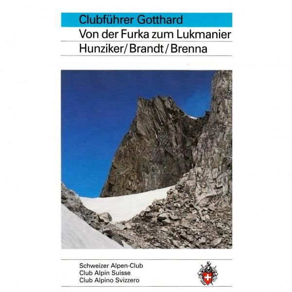 SAC-Verlag - Gotthard - Alpinistengids