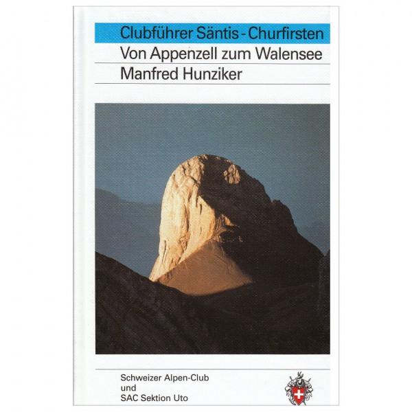 SAC-Verlag - Säntis - Alpina klätterförare