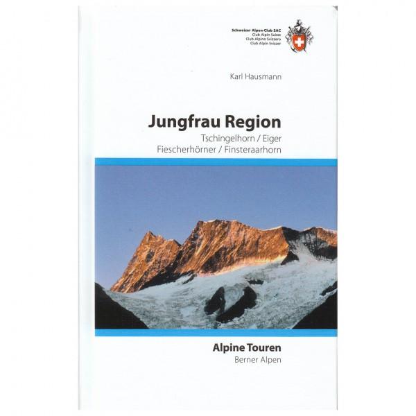 SAC-Verlag - Alpine Touren: Eiger / Finsteraarhorn - Alpine Guide