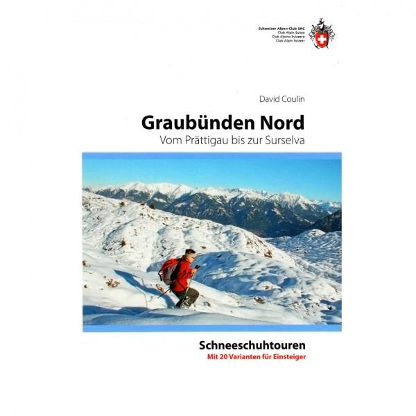 SAC-Verlag - Schneeschuhtouren Graubünden Nord