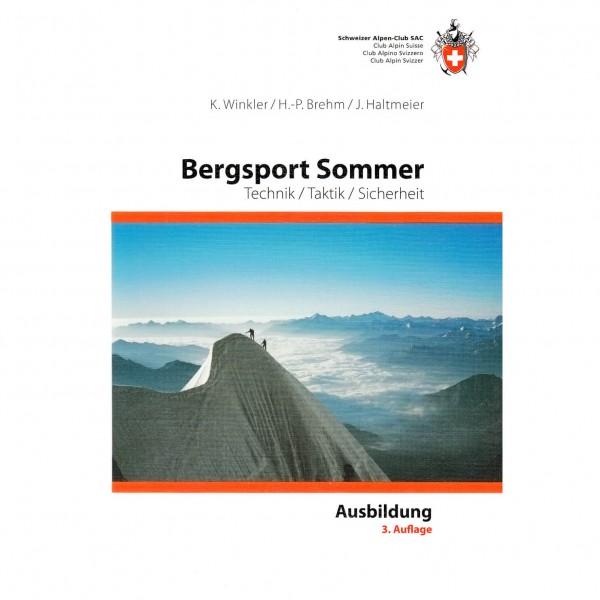 SAC-Verlag - Bergsport Sommer
