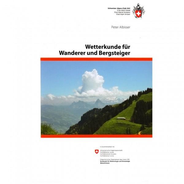 SAC-Verlag - Wetterkunde für Wanderer und Bergsteiger