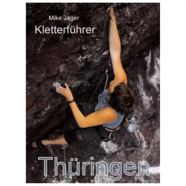 Verlag Jäger - Kletterführer Thüringen - Kletterführer