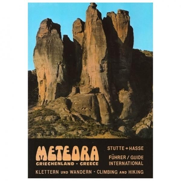 Stutte Verlag - Meteora Band I - Climbing guides