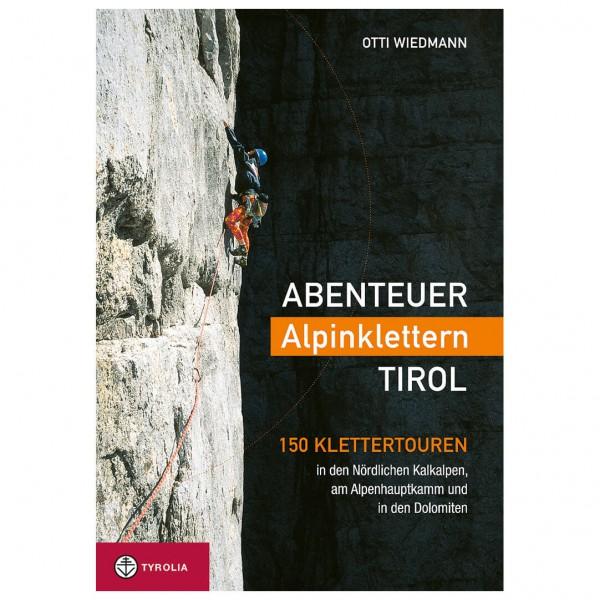 Tyrolia-Verlag - Abenteuer Alpinklettern Tirol - Klimgidsen