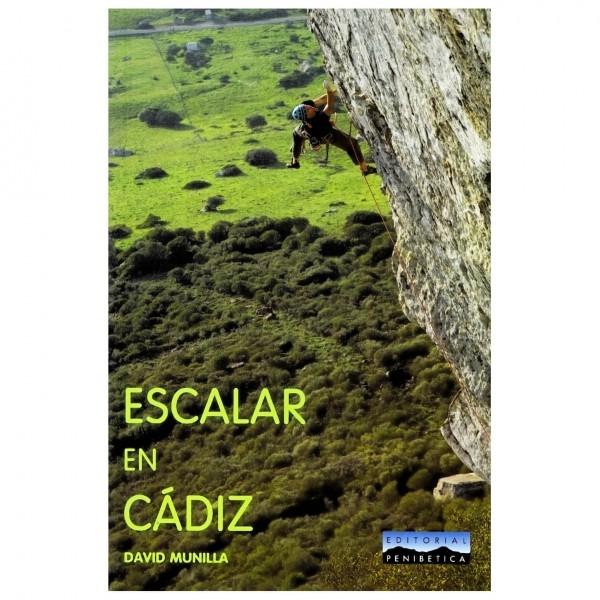Editorial Penibetica - Escalar en Cadiz - Klimgidsen
