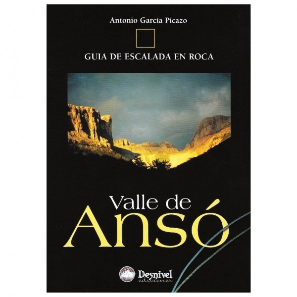 Ediciones Desnivel - Valle de Anso - Guías de escalada