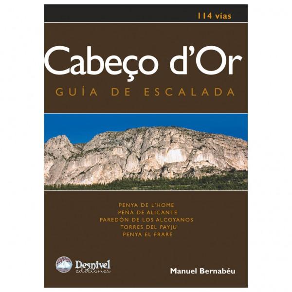 Ediciones Desnivel - Cabeco d'Or - Guia de Escalada