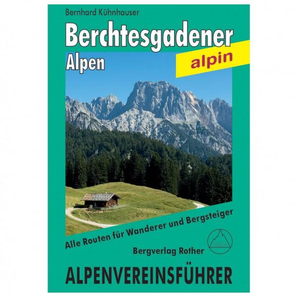 Bergverlag Rother - Berchtesgadner Alpen Alpin