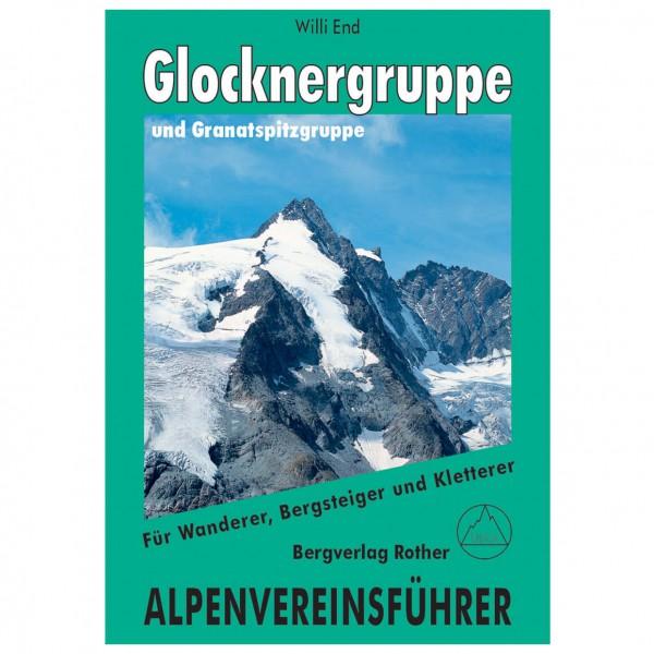 Bergverlag Rother - Glockner und Granatspitzgruppe - Alpinistengidsen