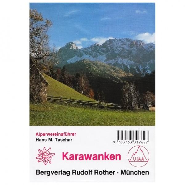 Bergverlag Rother - Karawanken