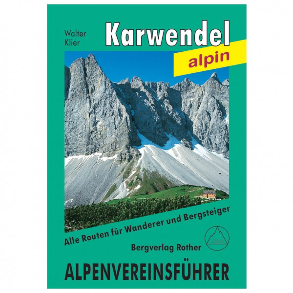 Bergverlag Rother - Karwendel Alpin