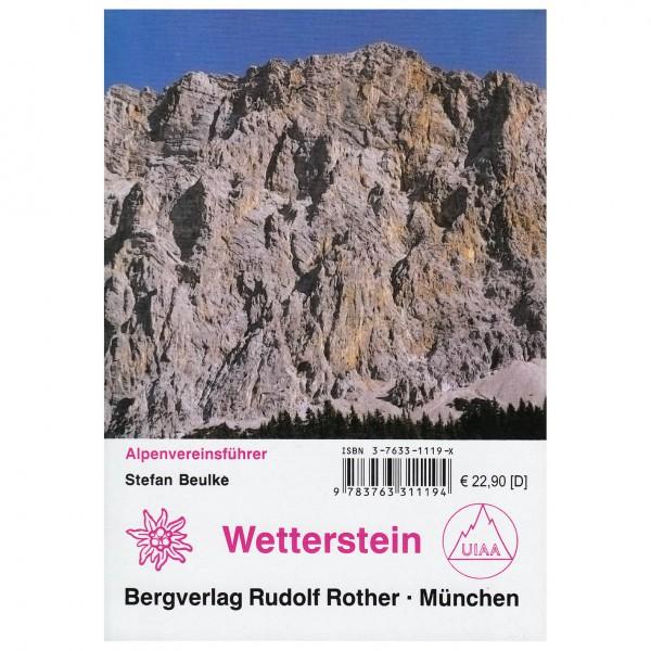 Bergverlag Rother - Wetterstein