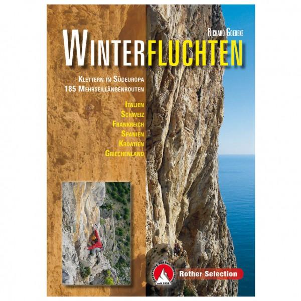 Bergverlag Rother - Winterfluchten - Klätterförare