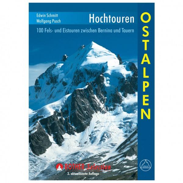 Bergverlag Rother - Hochtouren Ostalpen