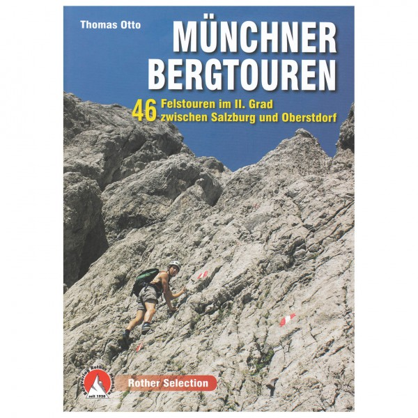 Bergverlag Rother - Münchner Bergtouren - Alpine Club guide