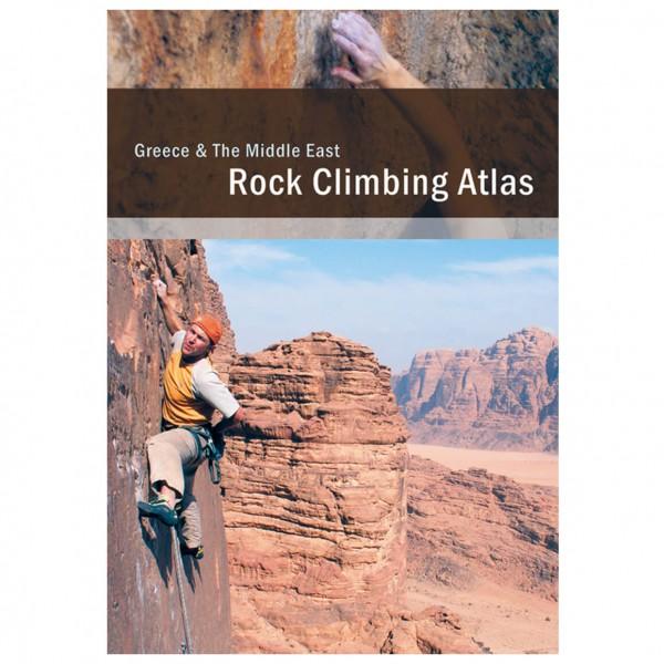 Rocks Unlimited Publications - Rock Climbing Atlas: Greece& Middle East - Klatreguides