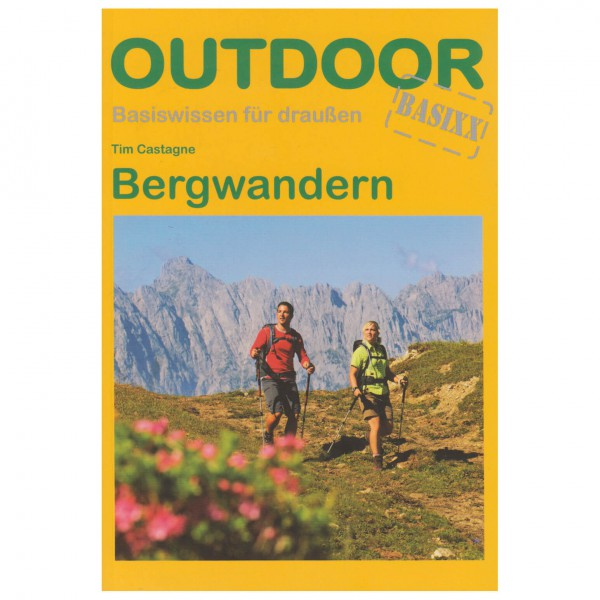 Conrad Stein Verlag - Handbuch Bergwandern