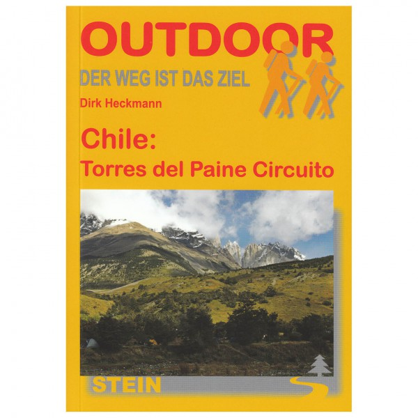 Conrad Stein Verlag - Chile: Torres del Paine Circuito - Alpine guide
