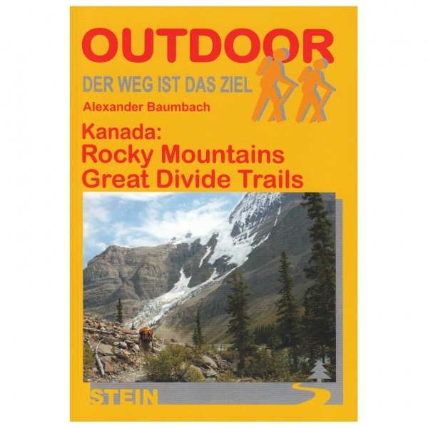 Conrad Stein Verlag - Kanada: Rocky Mountains - Alppioppaat
