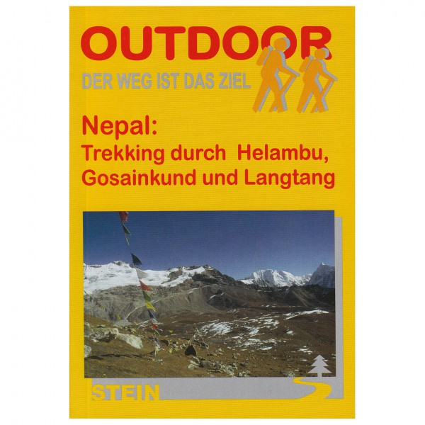 Conrad Stein Verlag - Nepal: Helambu, Gosainkund, Langtang