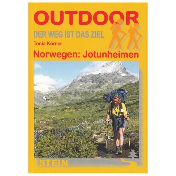 Conrad Stein Verlag - Norwegen: Jotunheimen - Alpine guide