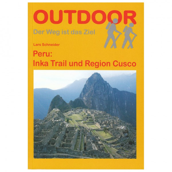 Conrad Stein Verlag - Peru: Inka Trail und Region Cusco - Alpine guide