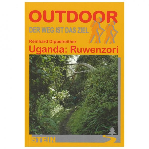Conrad Stein Verlag - Uganda: Ruwenzori - Alpine guide